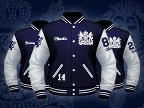 versity jackets